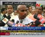 Former Cricketer Jayasurya Visits Tirumala