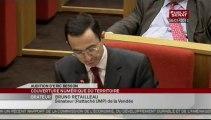SEANCE,Audition de M. Eric Besson sur la proposition de loi sur l'aménagement du territoire