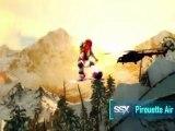 SSX (PS3) - Uber Mondays - Kaori