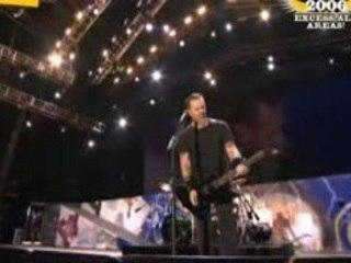 Metallica - seek and destroy(live)