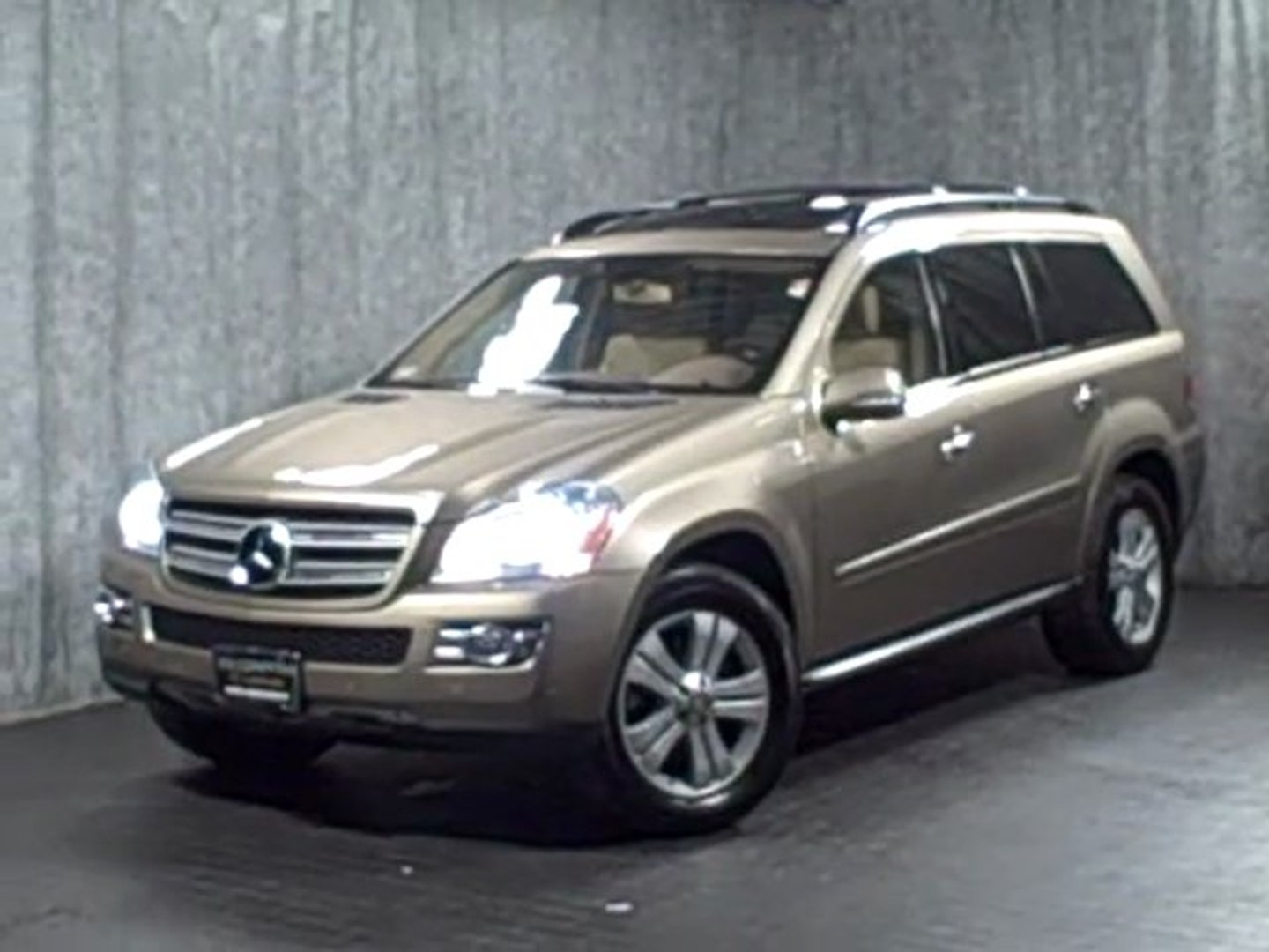 2008 Mercedes Benz GL450 4Matic!