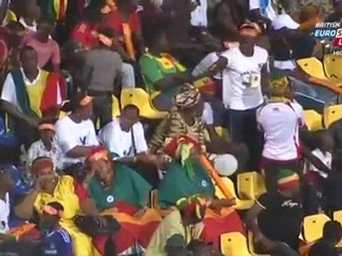 أهداف مباراة غانا ومالي بكأس أمم افريقيا