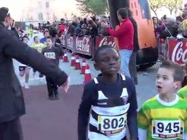 Marcel·lí Gené 2012 cursa joves i petits