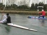Canoë/Kayak: Saint-Laurent-Blangy à l'heure olympique