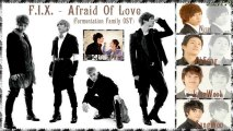 F I X  - Afraid Of Love (사랑이 두려워) [German sub] MV