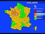 Météo 30 janvier 2012: Alerte neige ! Prévisions à 7 jours