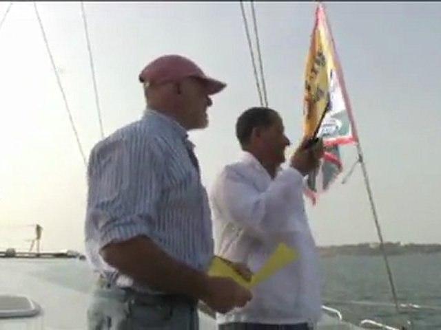 Bouvet Guyane 2012 : top départ !