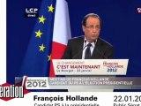 Hollande / Sarkozy : Le discours et la méthode !