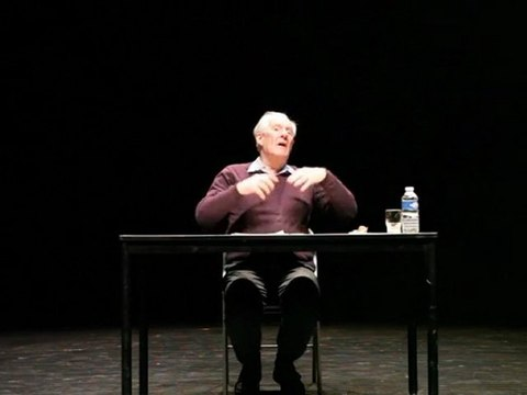Rencontre avec Alain Badiou