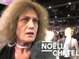 Noëlle Châtelet, écrivain, soutient François Hollande