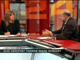 TV3 - Entrevista 324 - Germà Bel, Catedràtic d'Economia de la UB, a l'Entrevista del 324