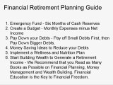 DIY Financial Retirement Planning Guide and The Best Way to Advance your Money Management Capabilities