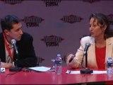 Mot d'introduction de Ségolène Royal au Forum de Libération