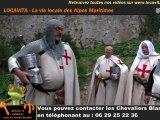 L'association des Blancs Chevaliers Commanderie des Templiers de Biot