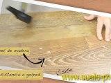 Parquet vinilo adhesivo. Diseños en suelos de vinilo.
