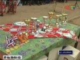 Clôture des activités sportives à Poto-poto dans le cadre du Challenge Denis Sassou N' Guesso
