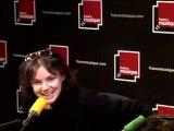 Claire Nebout, invitée de Musique matin le 31/01/2012