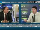 Olivier Delamarche - Les banques ne prêtent plus - BFM Business - 31/01/2012