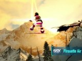 SSX - Trailer - Kaori Nishidake