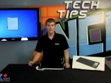 Omnio Wow-Keys iPhone iPod USB Keyboard Demonstration NCIX Tech Tips