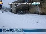 La neige vue par les Témoins Bfmtv