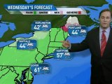 Northeast Forecast - 01/31/2012