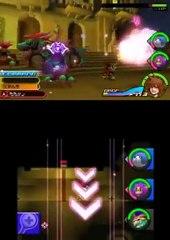Gameplay 2 de Kingdom Hearts : Dream Drop Distance