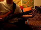 Red Hot Chili Peppers - Under the bridge (bass cover)