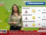 Les Prévisions Météo du 1er février 2012 (Lille)