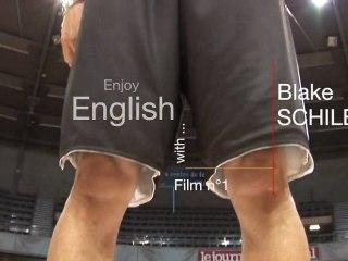 Enjoy english with .... Blake Schilb - film 1