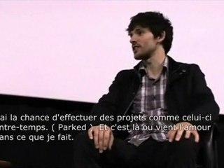Q&A au Takeover Film Festival (2011)