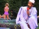"""""""Ta chanson ne peut-être que la chanson de l'eau"""" d'Hamadoun Tandina 19/08/2010"""