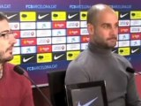 """Deportes: Fútbol; Barcelona, Guardiola: """"El Barça es modélico en la derrota"""""""