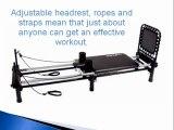 Pilates Reformer reviews - Stamina Aero Pilates Reformer