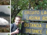 Volcan Poas au Costa Rica, volcan actif