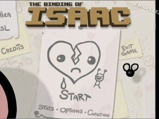 Frapsoluce - The Binding of Isaac - Partie 1/2