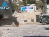 خبر عاجل: قتال ومواجهة عنيفة في نابلس