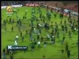 Des émeutes font plus de 70 morts au terme d'un match égyptien (Al Alhy - Al Masri)