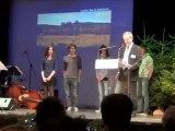 Voeux 2012 résultats du concours photos thème le développement durable