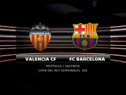 Valencia 1 Barça 1