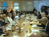 Olmert advirtió a los grupos armados palestinos que no conti