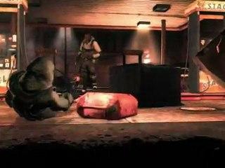 U.S.S. Characters Trailer de Resident Evil: Operation Raccoon City