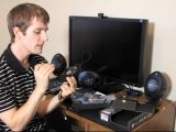 Steelseries Ikari Laser Ergonomic Gaming Mouse Unboxing & First Look Linus Tech Tips