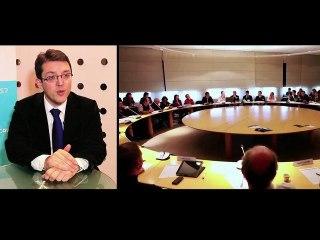 Christophe Clergeau lors de l'AG d'Atlanpole Biotherapies