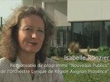 Hommage à Xenakis - Orchestre Lyrique de Région Avignon Provence - SAV Production