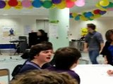 TELETHON 2011 : les étudiants de l'ENSI de Caen s'amusent pour le Téléthon (Calvados-14)