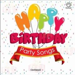 Happy Birthday Party Songs