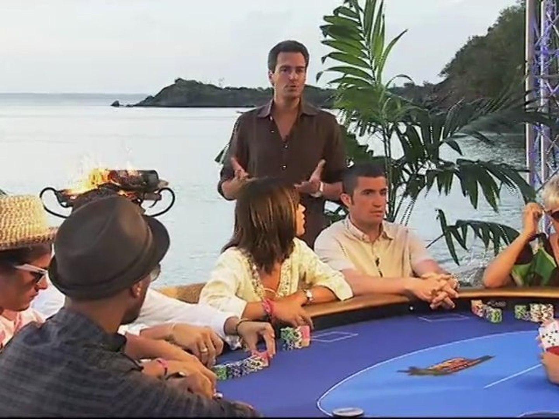 Poker Mission Caraïbes - Emission 8 - Poker - Vidéo Dailymotion