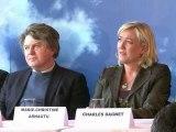 Parrainage: la requête FN transmise aux Sages