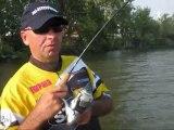 Le Pêcheur Urbain:Pêche à la carpe rivière richelieu avec Charly Jig